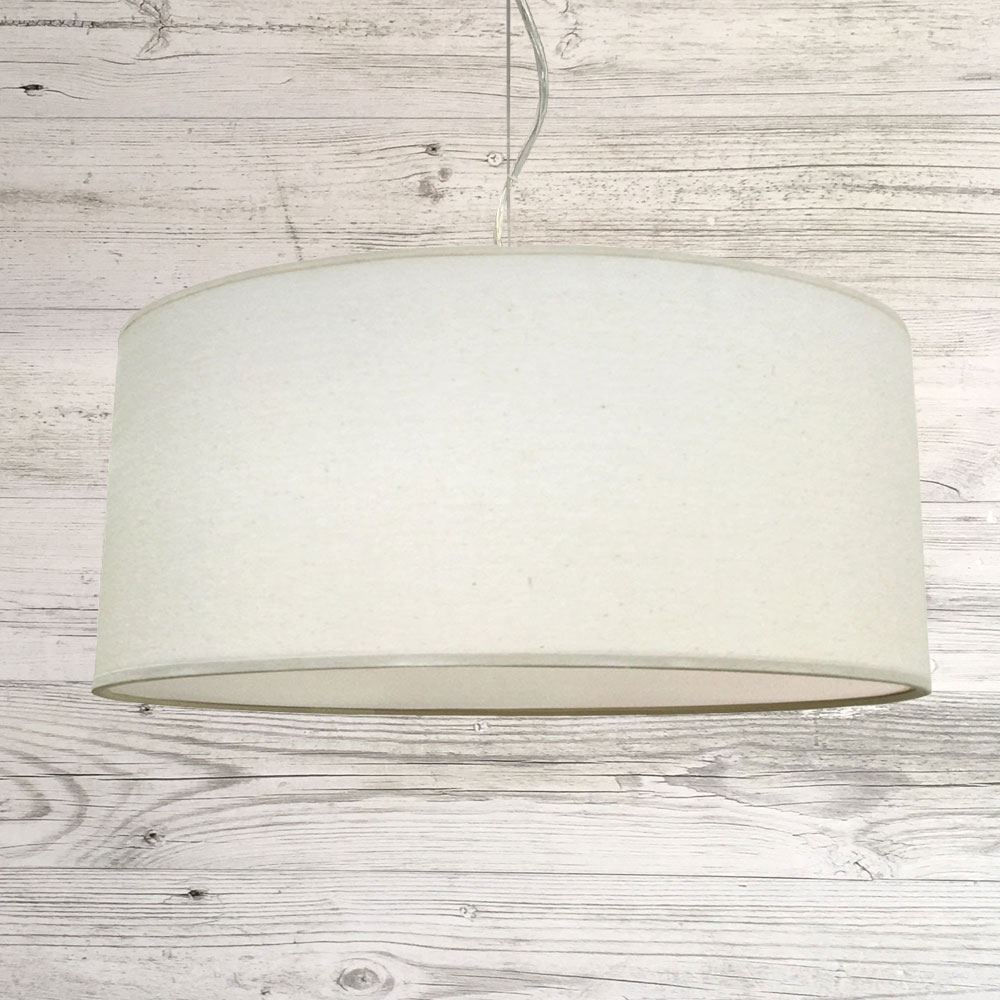 Drum Ceiling Shade Porcelain
