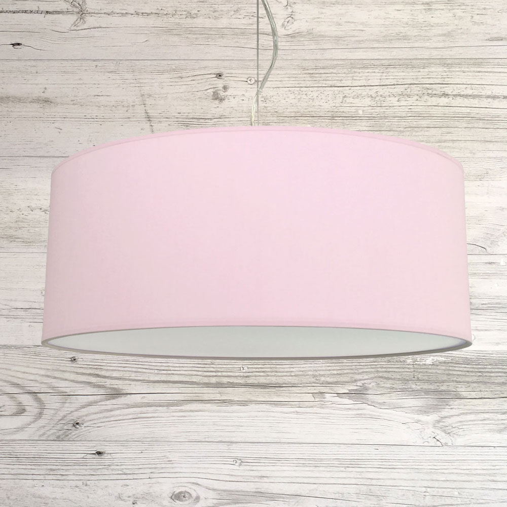 Drum Ceiling Shade Pale Violet