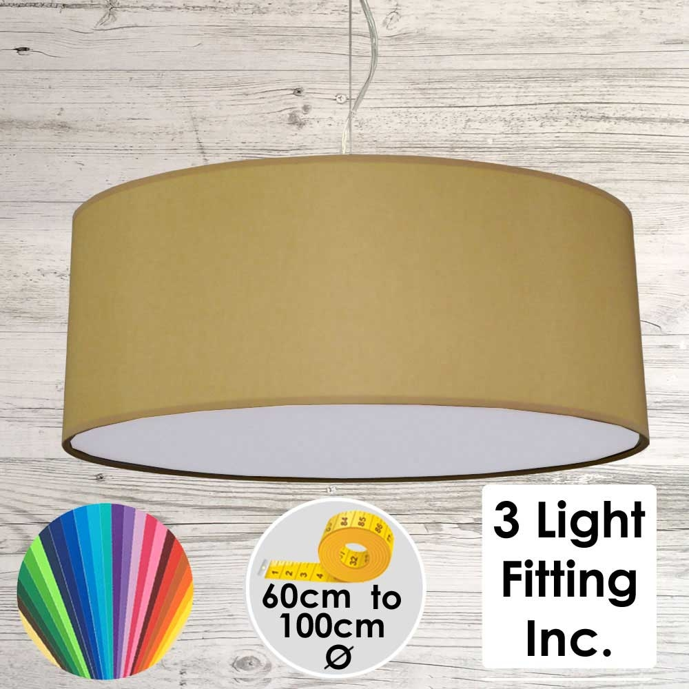 Dijon Drum Ceiling Light