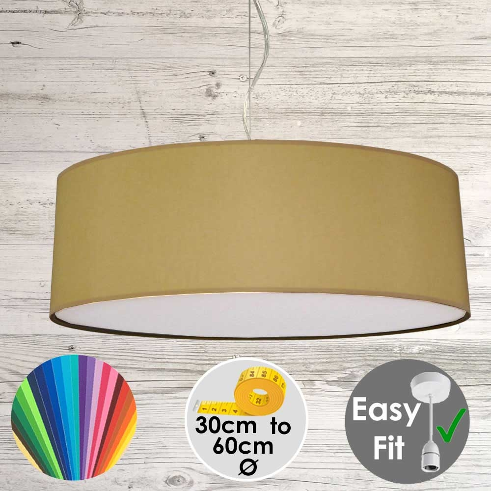 Dijon Drum Light Shade