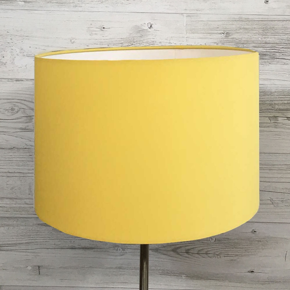 Sunflower Drum Table Lampshade
