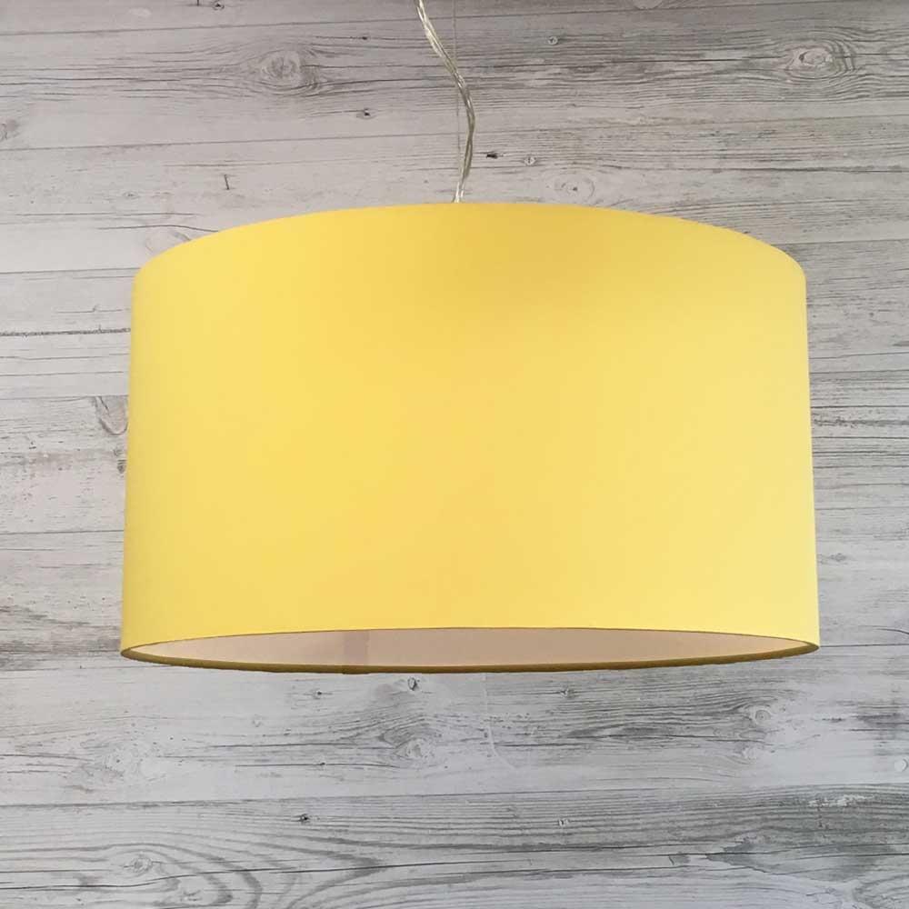 Sunflower Drum Ceiling Shade