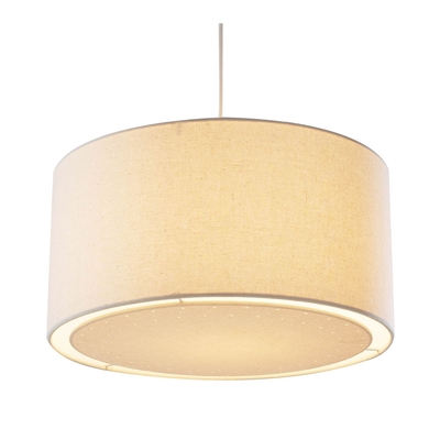 Cream Ceiling Lampshade