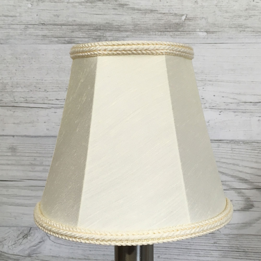 Empire Cream Candleshade
