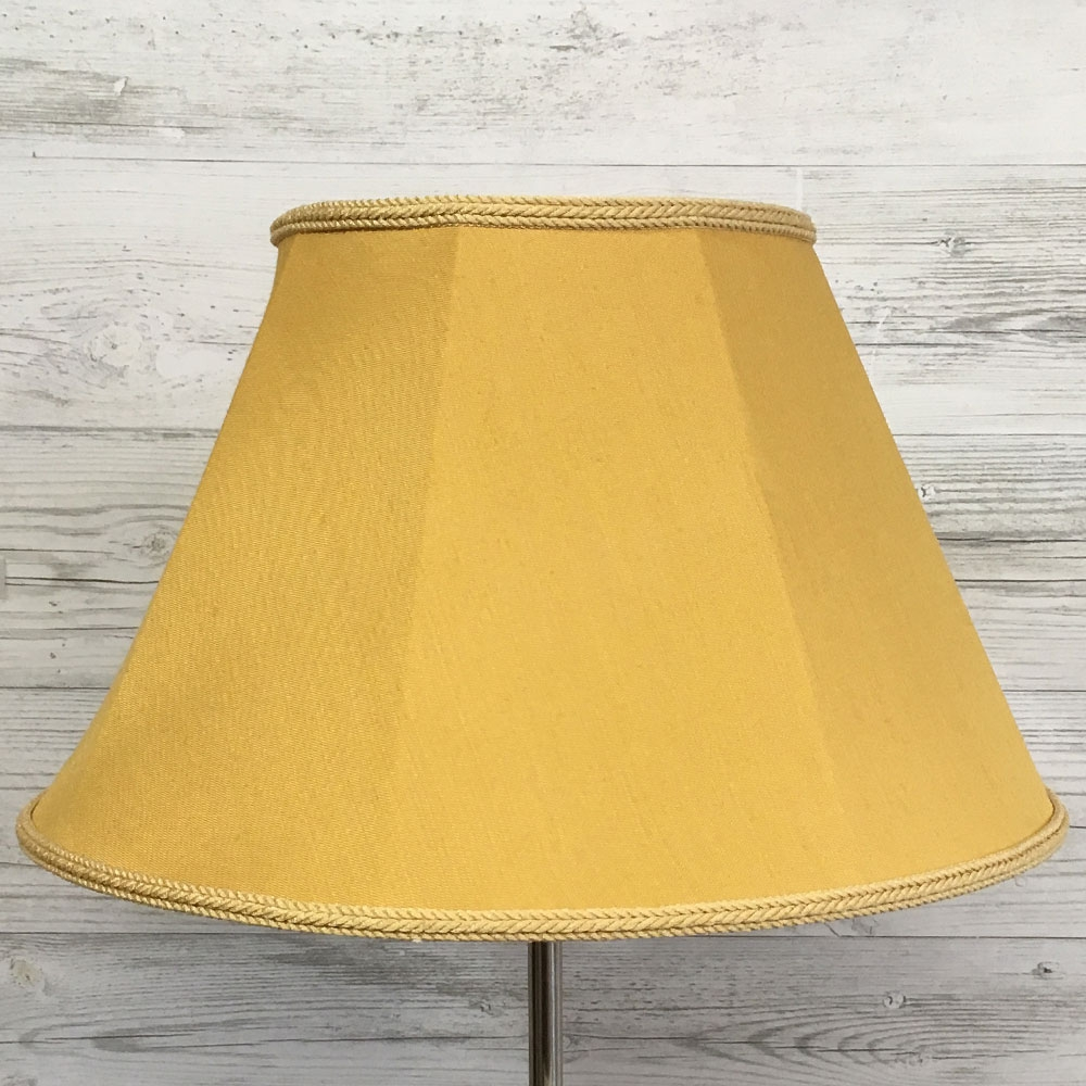 Empire Lampshade Gold Dupion