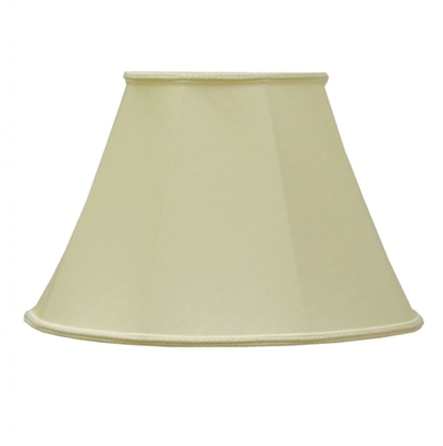 Empire Lampshade Clotted Cream Dupion