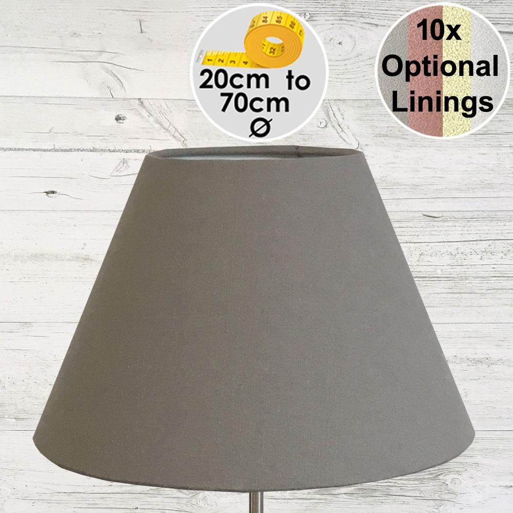 Bali Grey Empire Lamp Shade