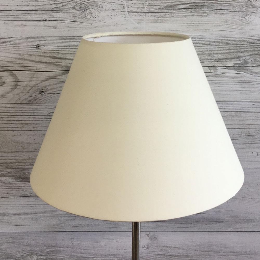 Ivory Light Shade