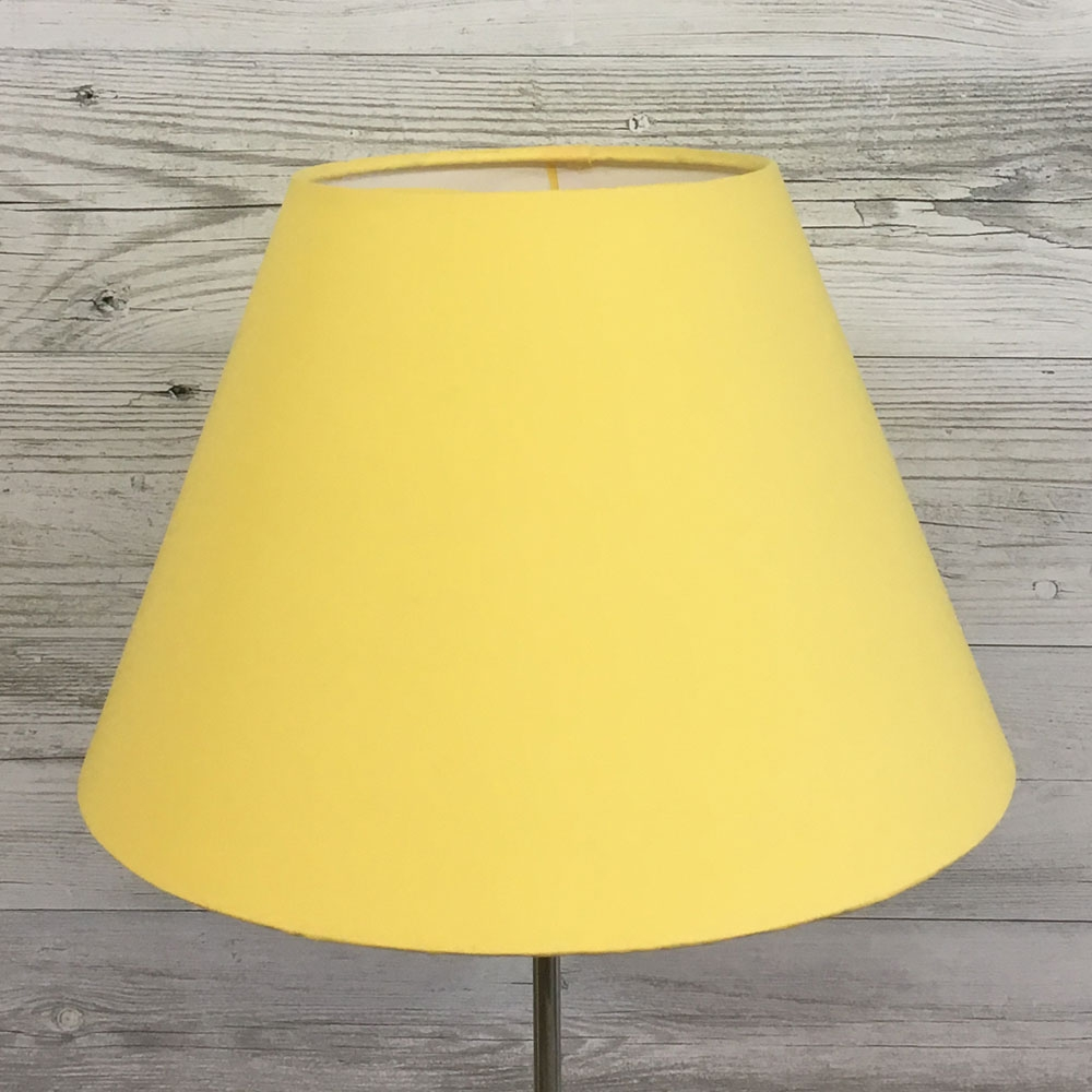 Yellow Light Shade