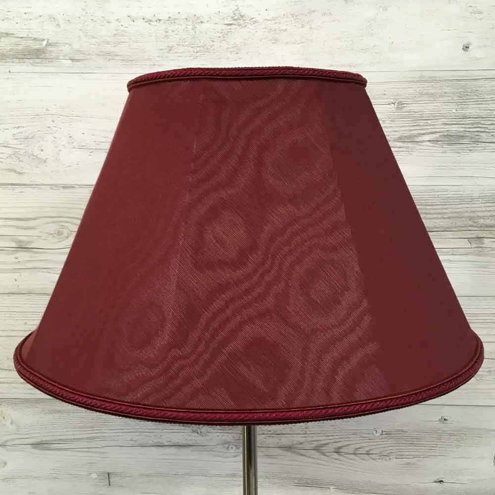 Empire Lampshade Burgundy