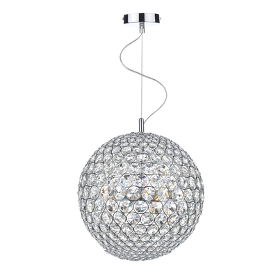 Fiesta 5 Light Crystal Pendant