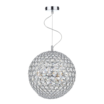 Fiesta 12 Light Crystal Pendant