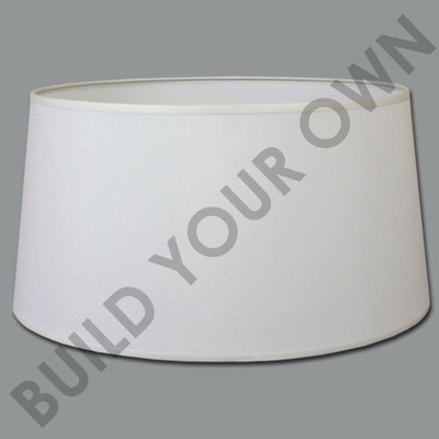 french drum lamp shade - Drum Lamp Shades