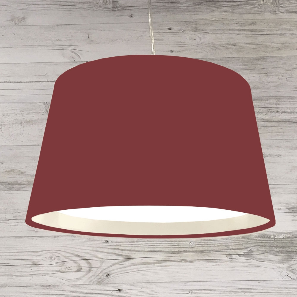French Drum Ceiling Ruby