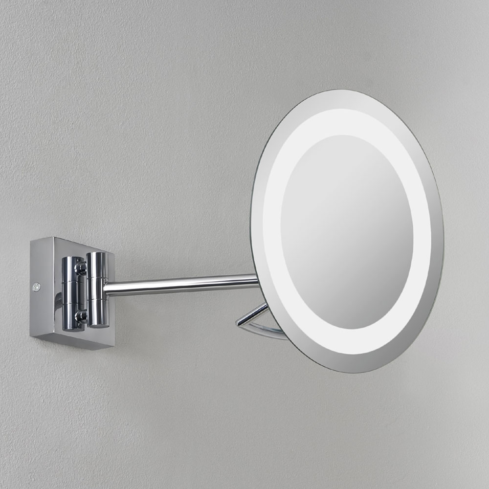 Gena Plus Mirror Wall Light