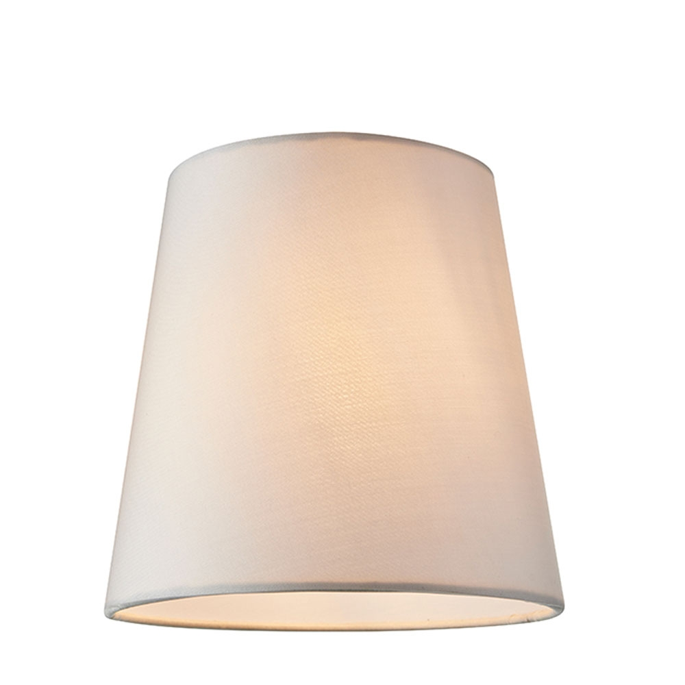 Grace White Candle Lampshade