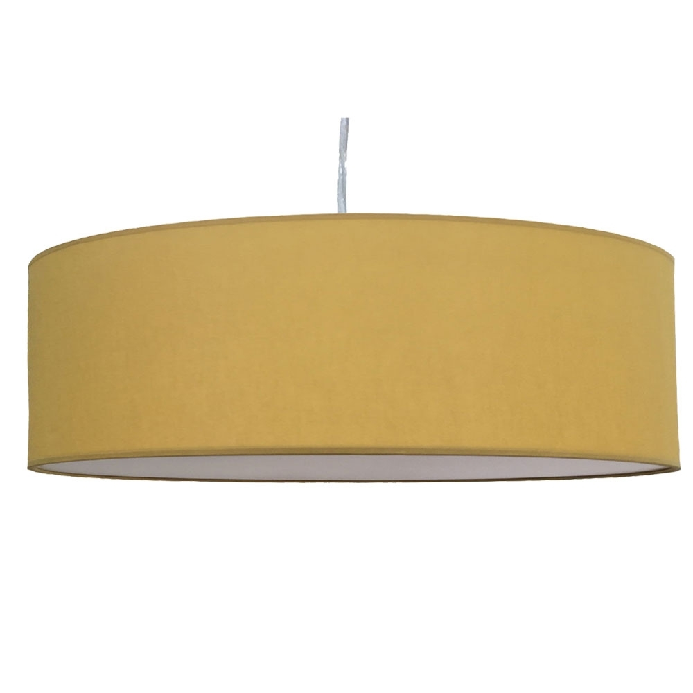 Thin xl drum 3lt gold imperial lighting for Wide drum lamp shade