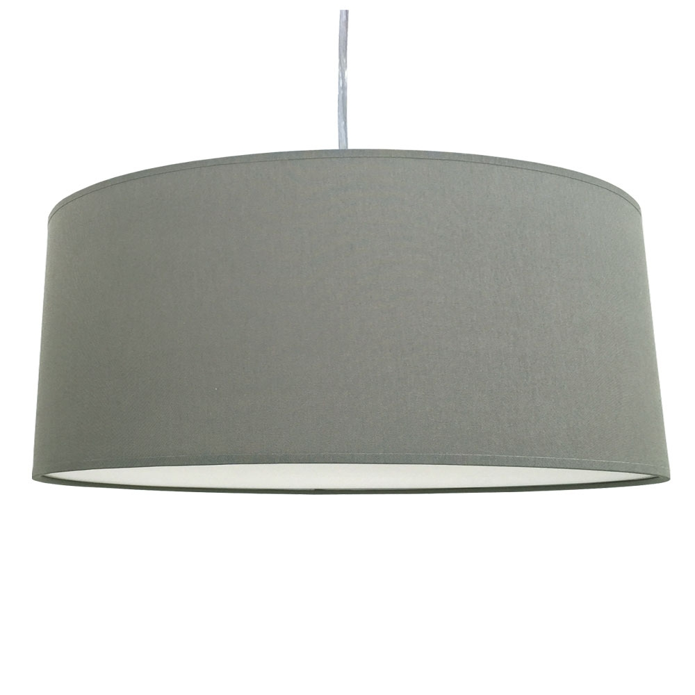 home modern lamp shades xl drum shade and suspension granite. Black Bedroom Furniture Sets. Home Design Ideas