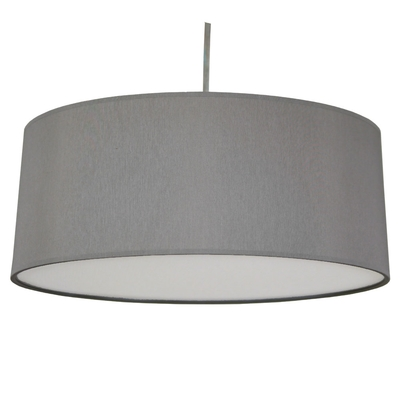 Modern lamp shades 1 of 3 imperial lighting imperial lighting drum ceiling shade grey aloadofball Image collections
