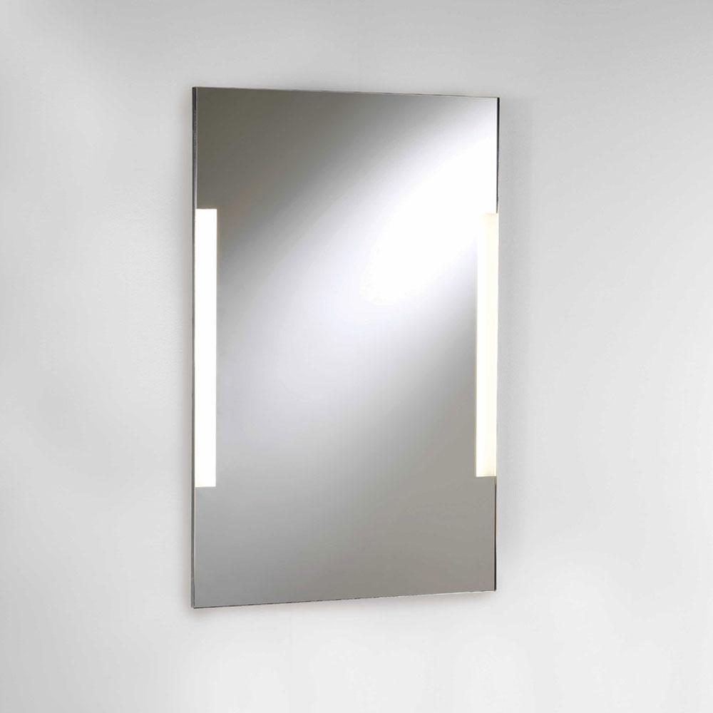 Imola 900 mirror - Polished Chrome