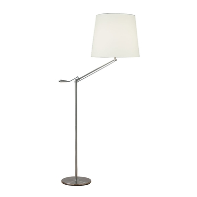 Adjustable Floor Lamp with Shade