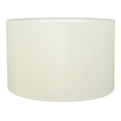 Drum Table Lampshade Ivory