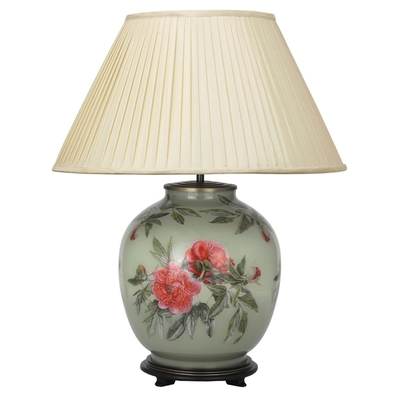 Jenny Worrall Peony Table Lamp Imperial Lighting