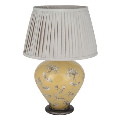 Jenny Worrall Honeysuckle Yellow Table Lamp