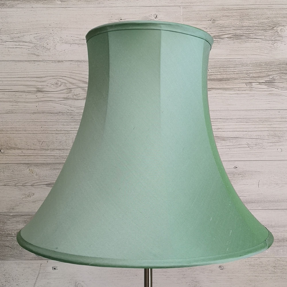 Bowed Empire Lampshade Jade