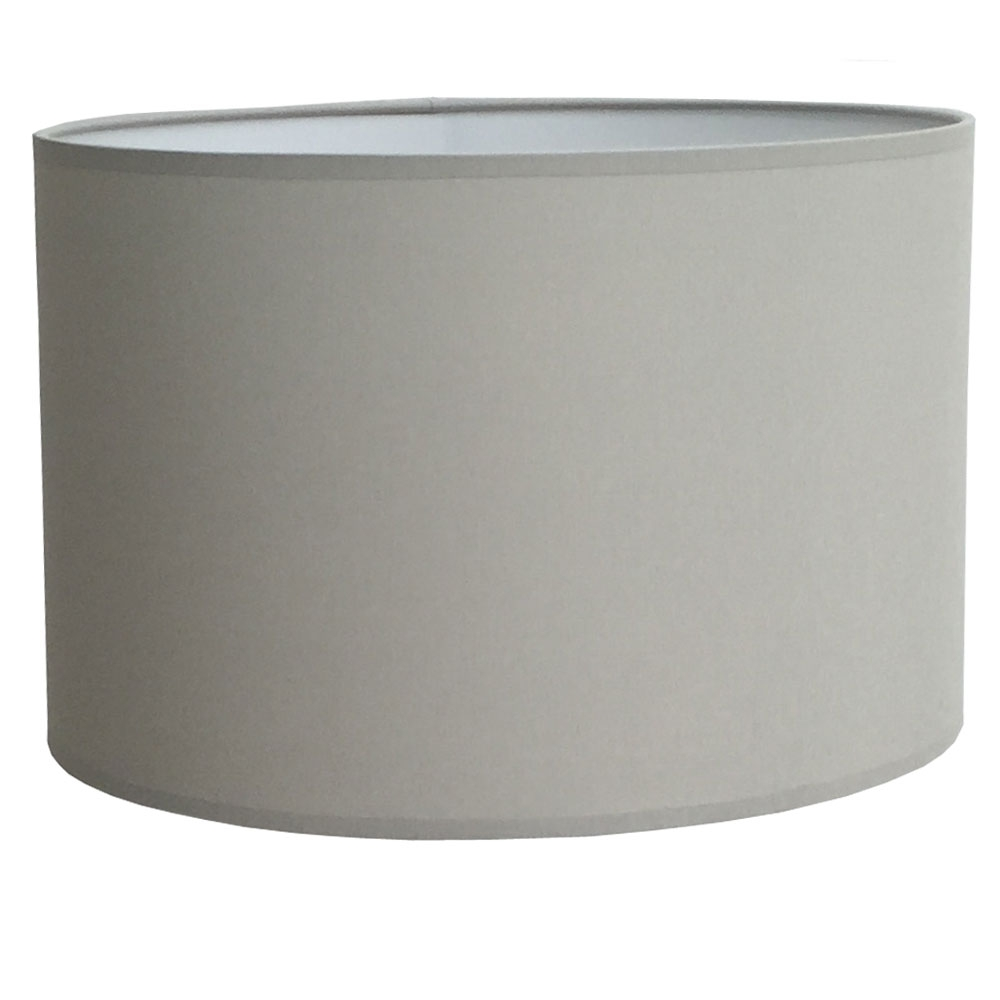 Drum Table Lampshade Kelp