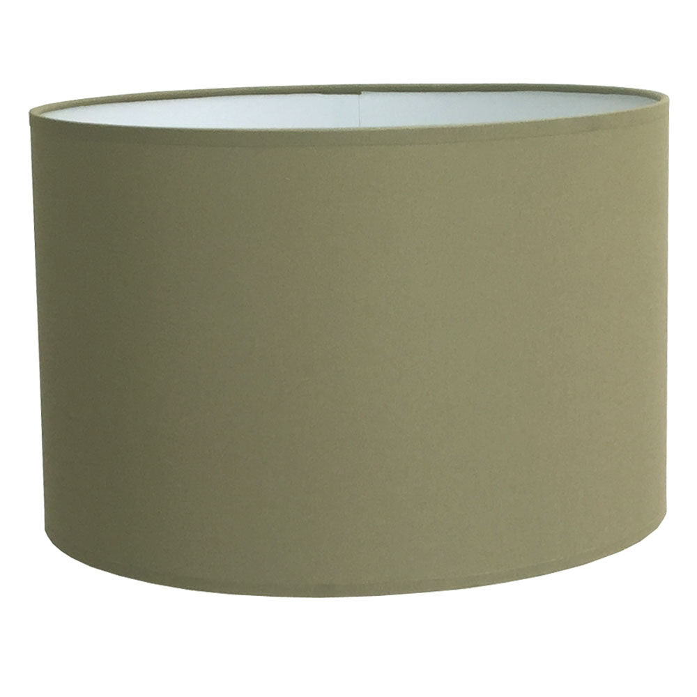 Drum Table Lampshade Light Bronze