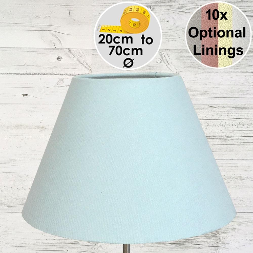 Bali Light Blue Empire Lamp Shade