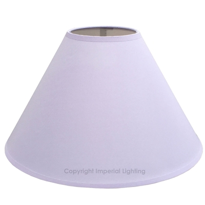 Table floor shades 1 of 5 imperial lighting imperial lighting coolie lampshade in lilac mozeypictures Images