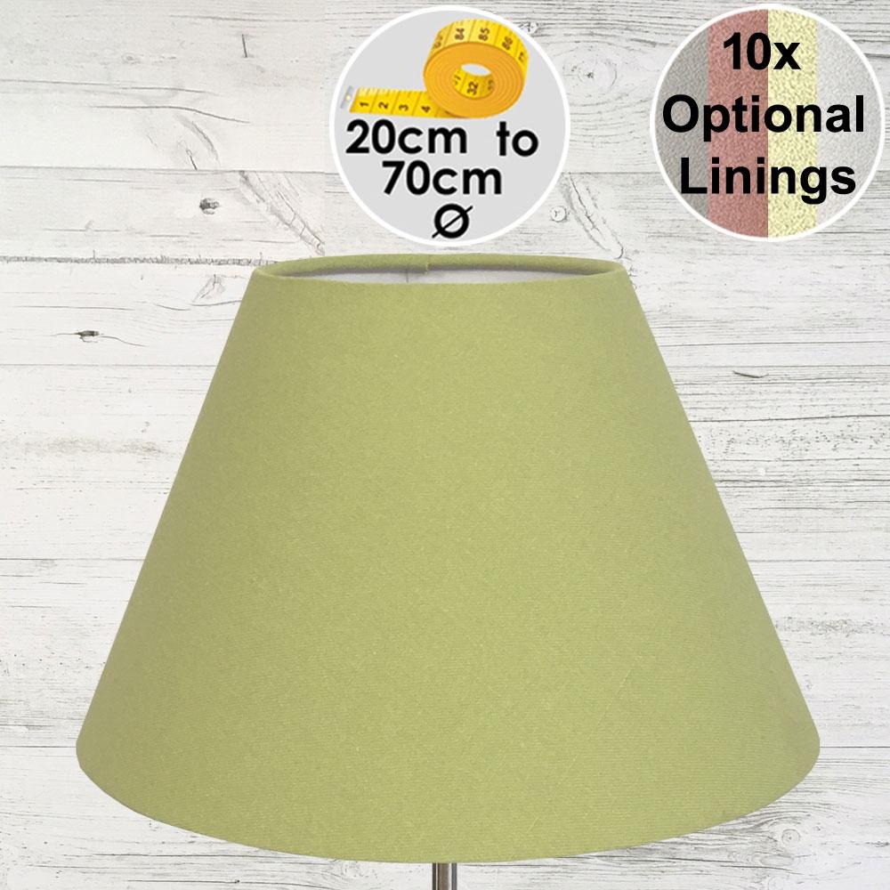 Bali Lime Green Empire Lamp Shade