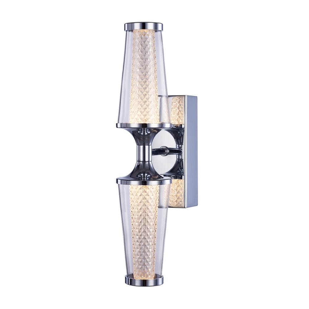 Aura Wall Light Dual