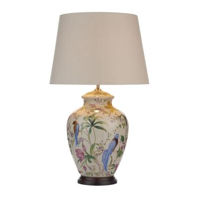 Mimosa Table Lamp and Shade