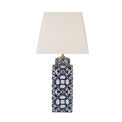 Mystic Table Lamp and Shade