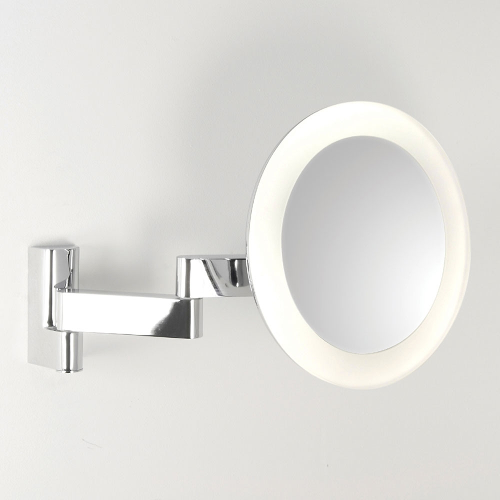 Nimi Round LED Mirror Wall Light