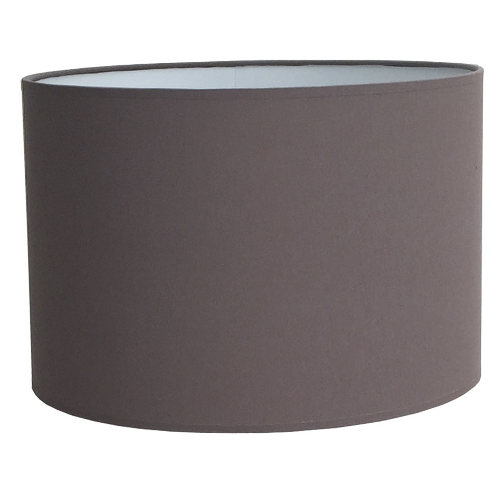 Drum Table Lampshade Nutmeg