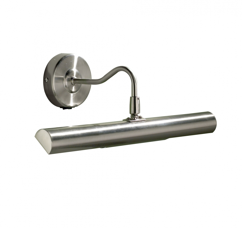 Onedin Satin Chrome Picture Wall Light