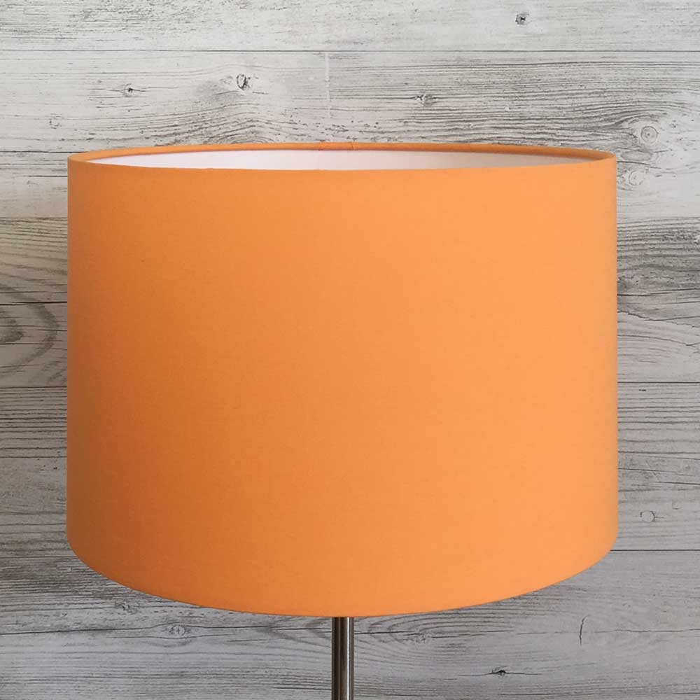 Orange Lampshade