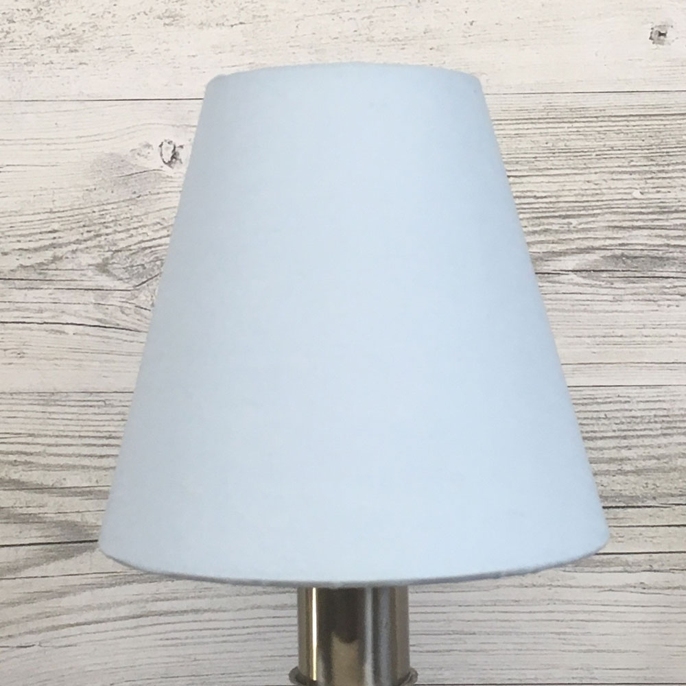 Wilma Candle Shade Powder Blue