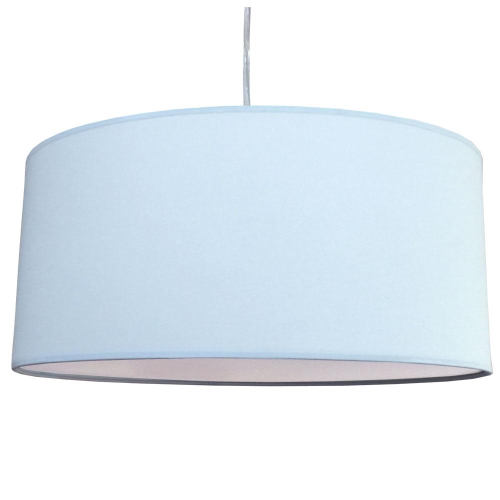 Xl drum 3lt pale blue imperial lighting product description extra large pale blue drum ceiling shade aloadofball Choice Image