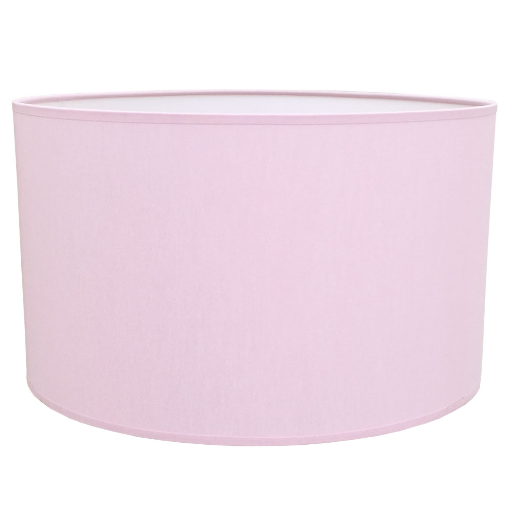 Drum Table Lampshade Pale Violet