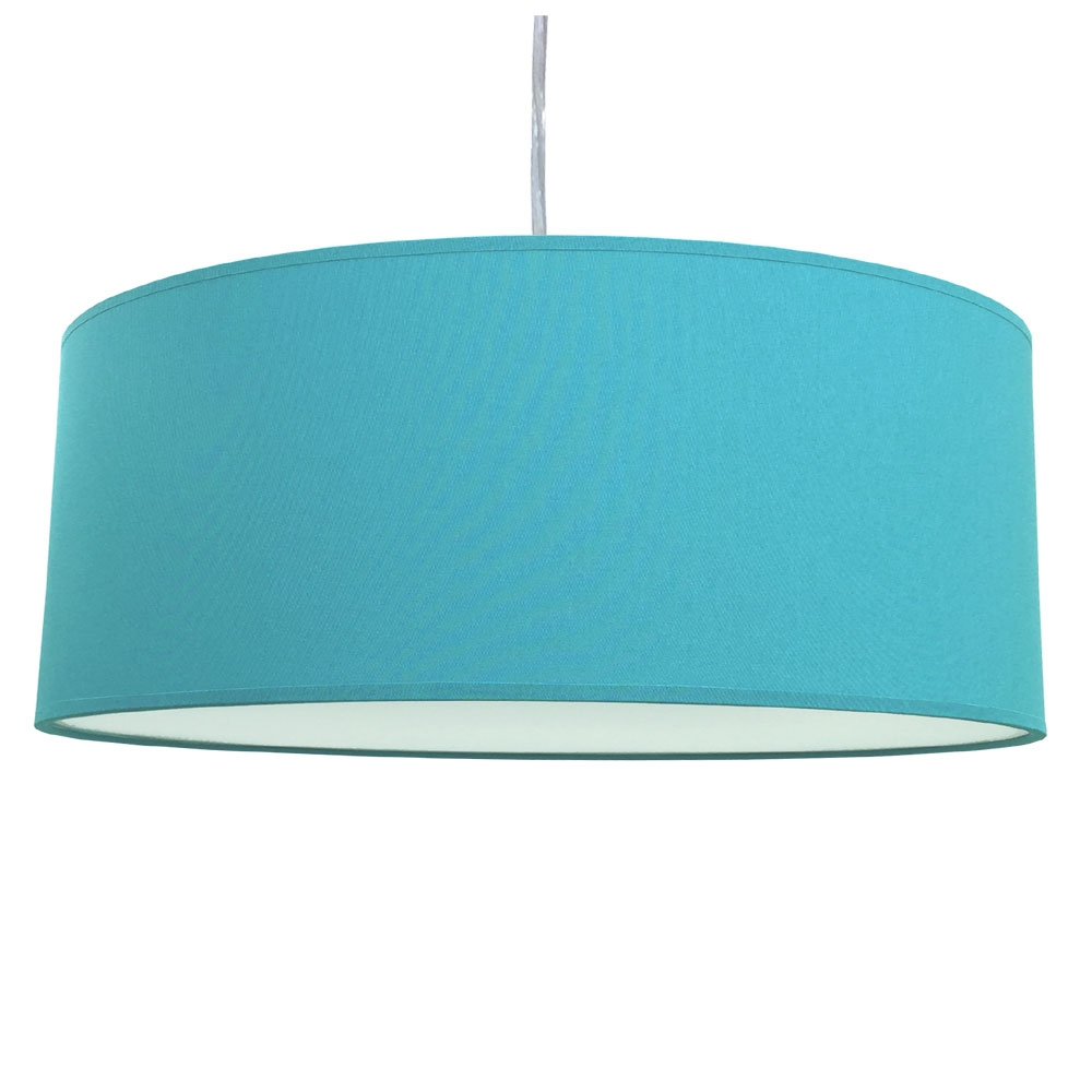 home modern lamp shades xl drum shade and suspension peacock. Black Bedroom Furniture Sets. Home Design Ideas