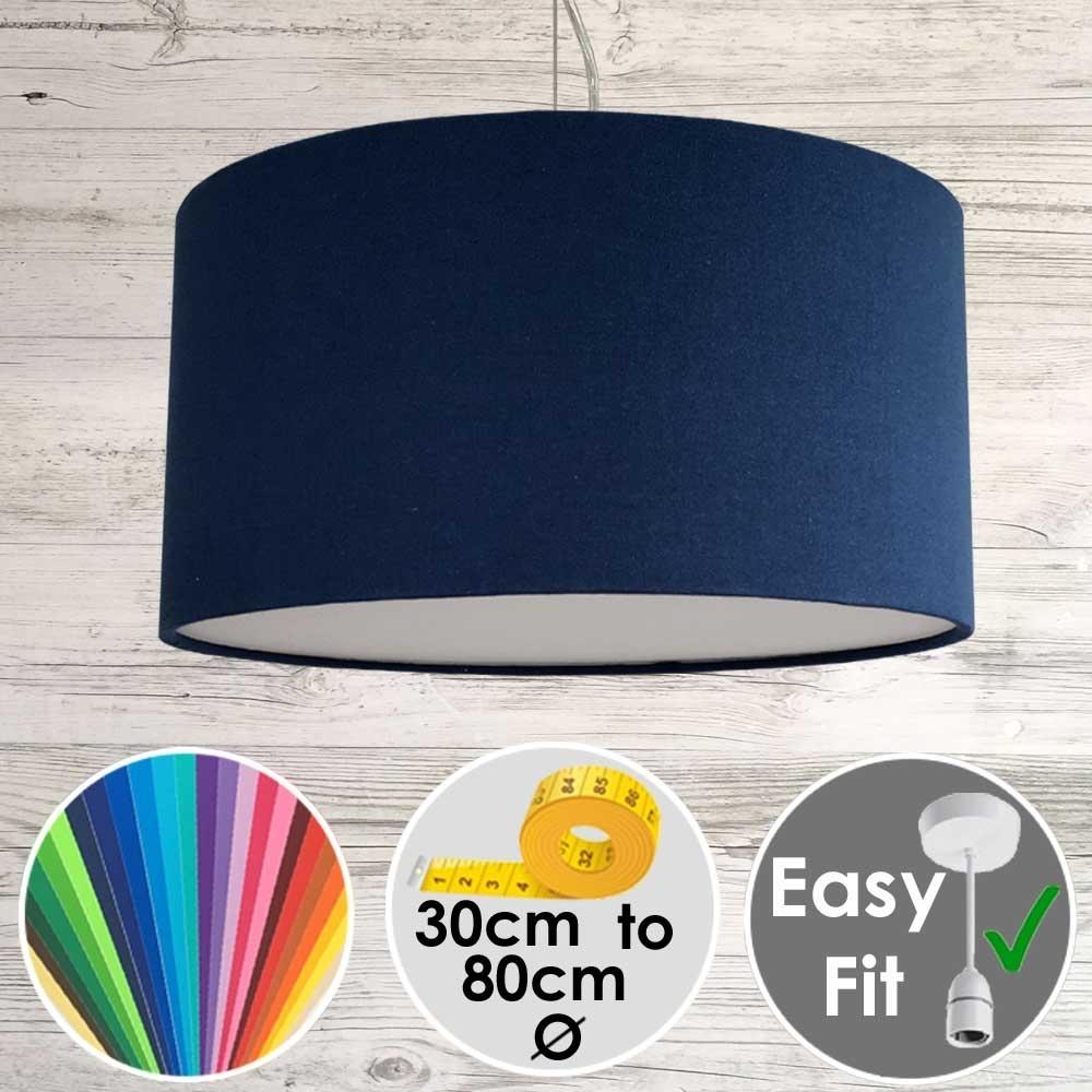 Pendant Lamp Shade Royal Blue