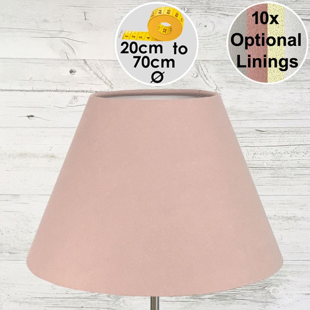 Bali Pink Empire Lamp Shade