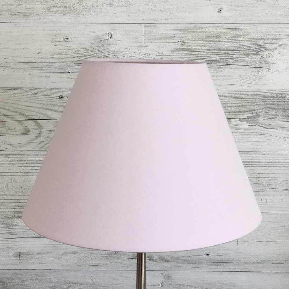 Baby Pink Lampshade