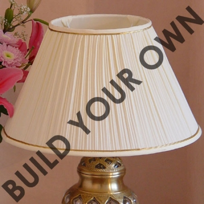Pleated Empire Lampshade