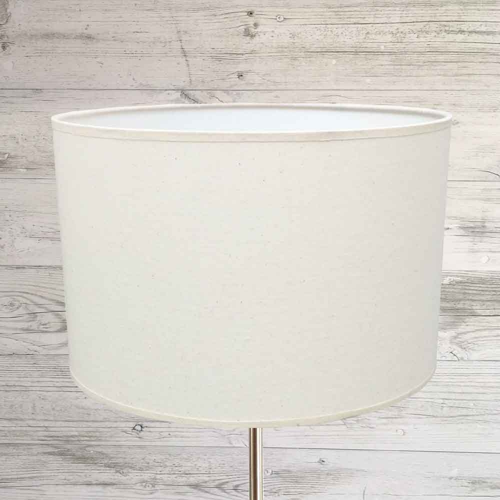 Drum Shade Porcelain Fleck